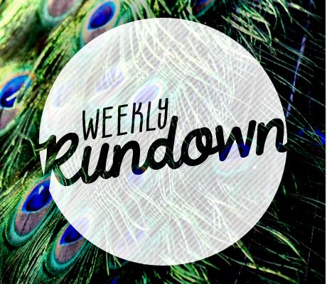 Weekly Rundown