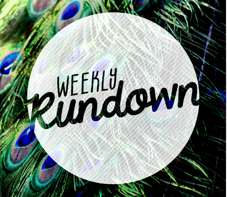 Weekly Rundown