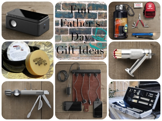 7 Fun Father's Day Gift Ideas